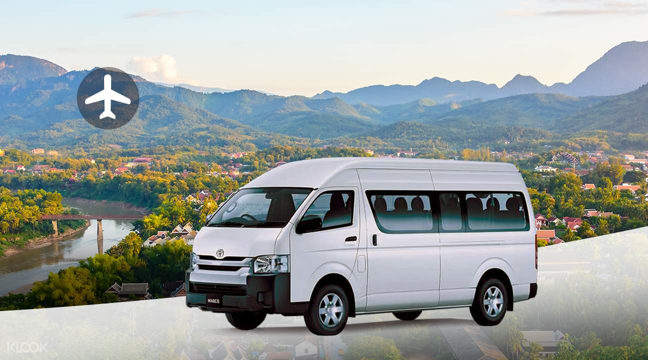 airport transfer for luang prabang