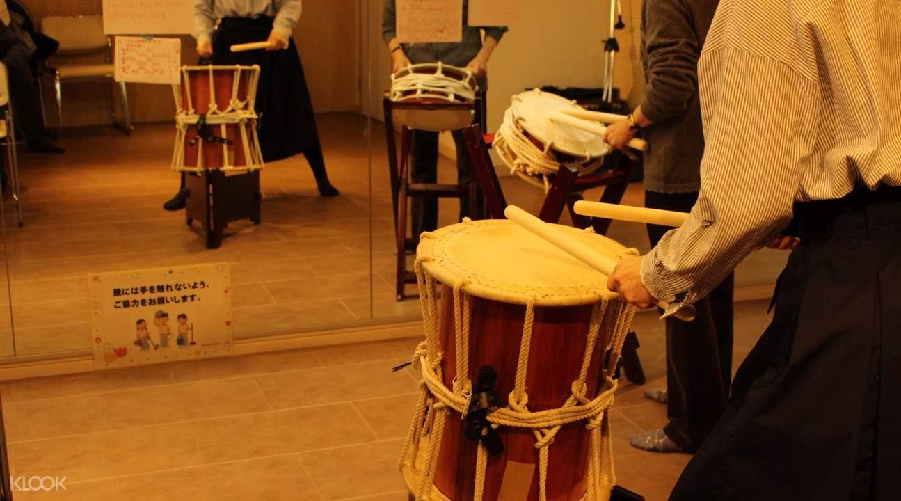 Tokyo Taiko (Japanese Drum) Experience