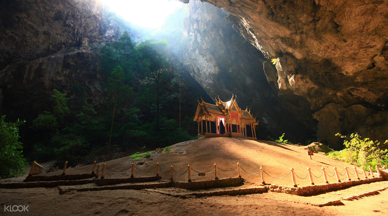华欣三百峰 phrayanakhon cave