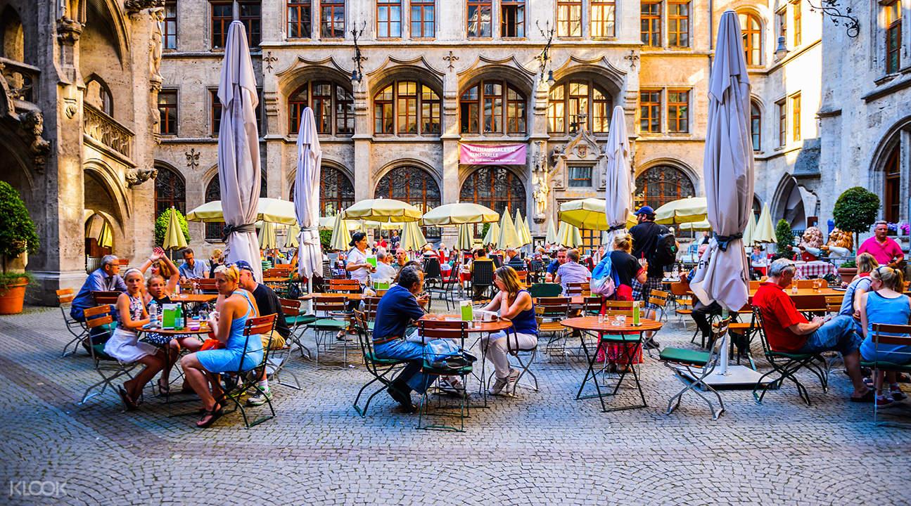 慕尼黑啤酒之旅
