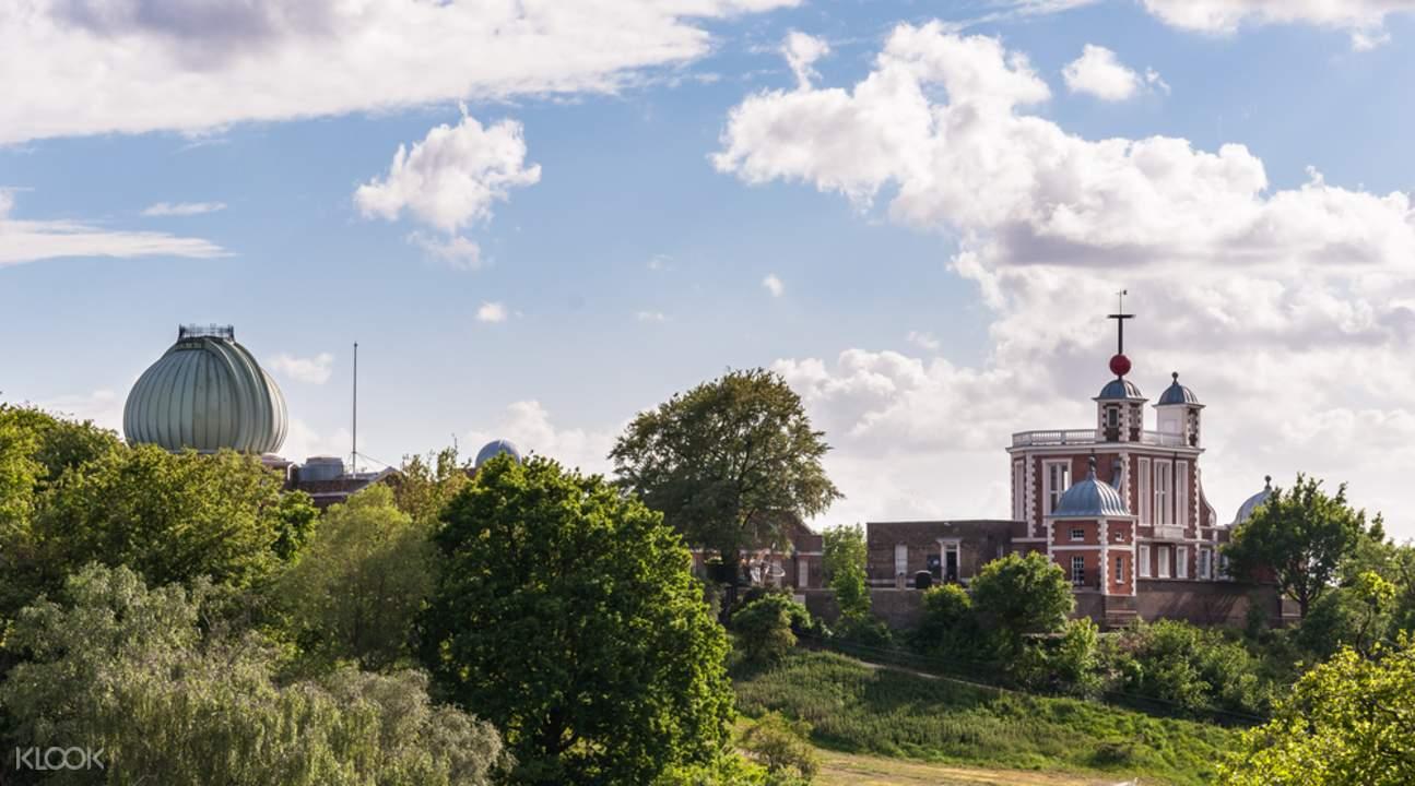 royal observatory meridian line
