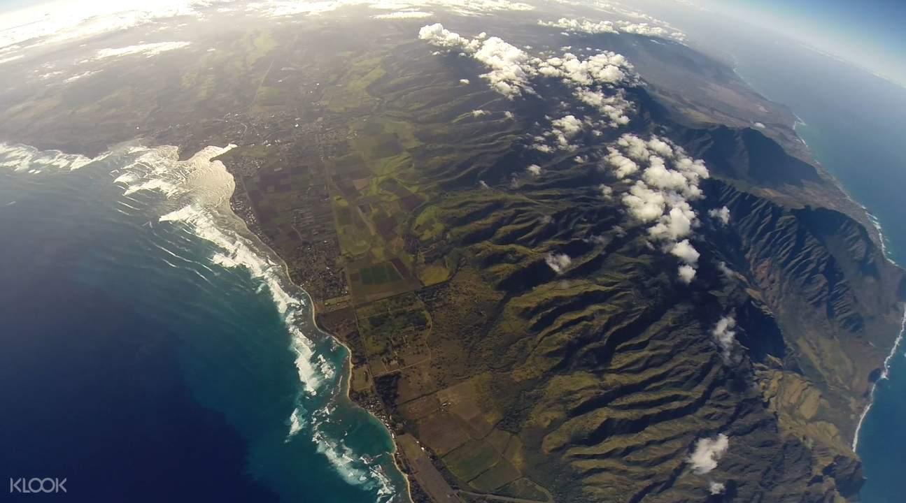 夏威夷欧胡岛