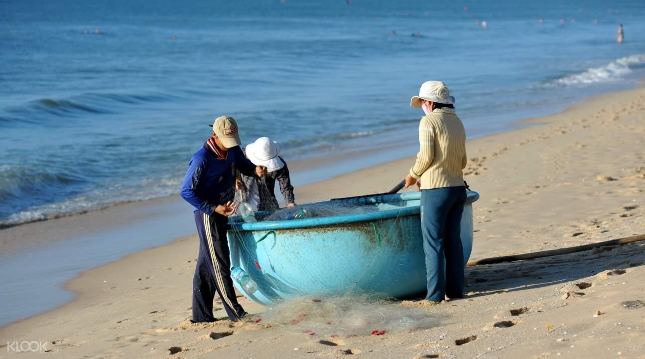 fishing village half day tour hoi an