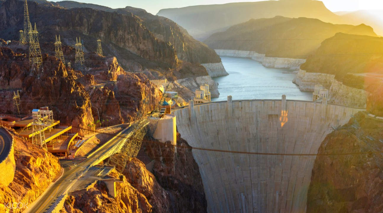 拉斯維加斯景點,拉斯維加斯景點推薦,拉斯維加斯景點地圖,胡佛水壩