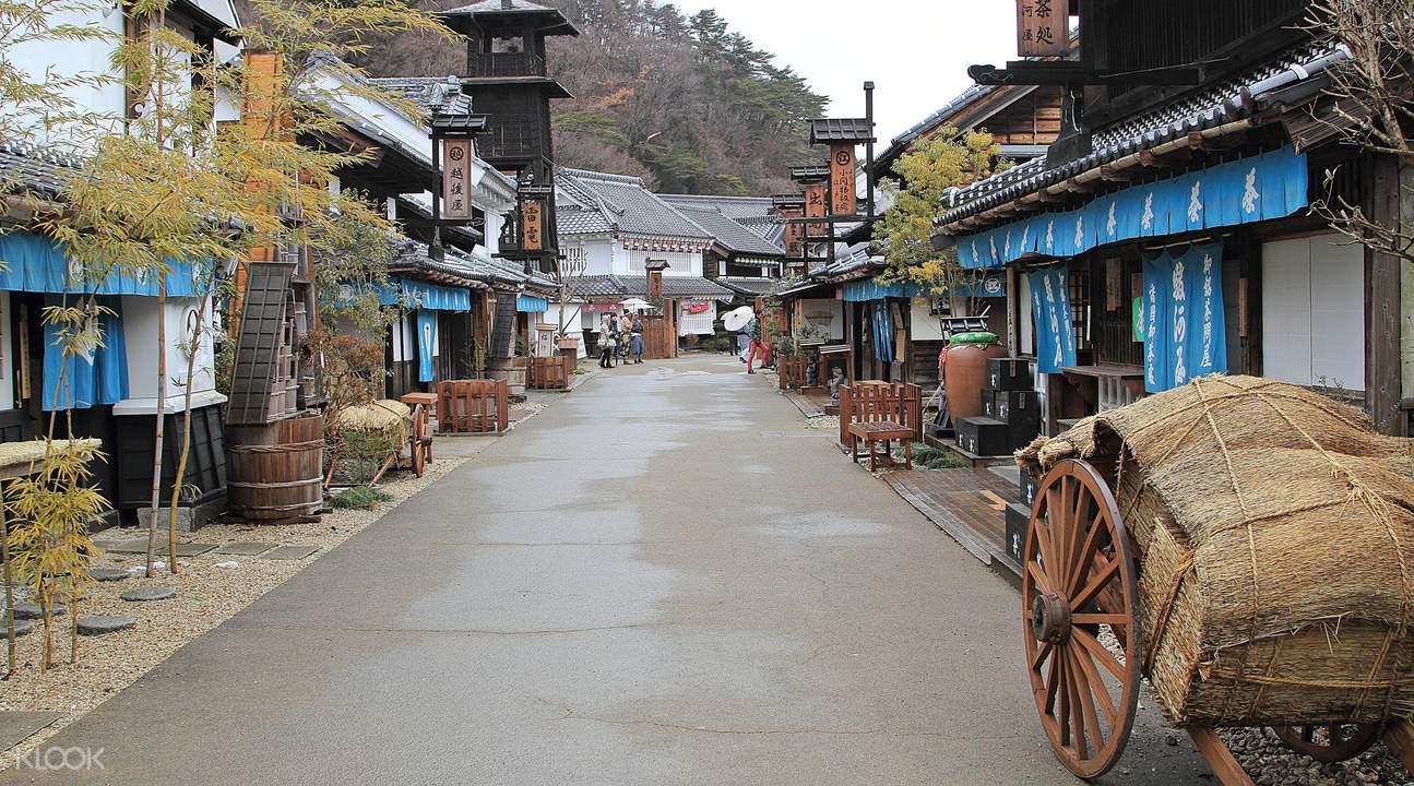 日光江戶村