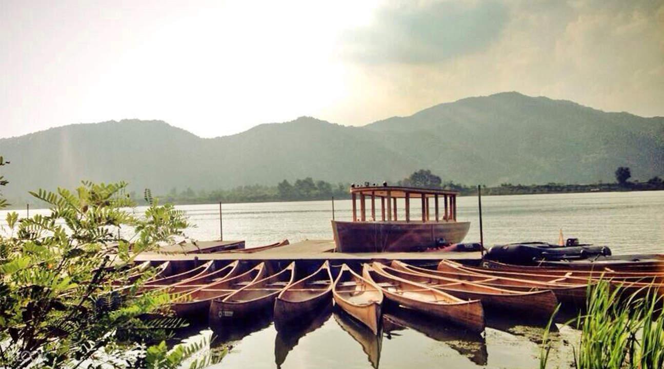 春川划艇水道一日游