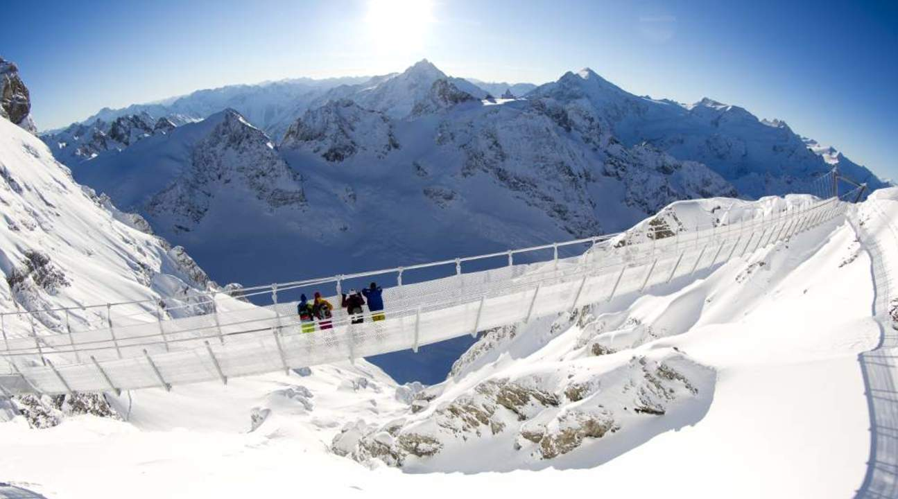 half day trip mount titlis from lucerne