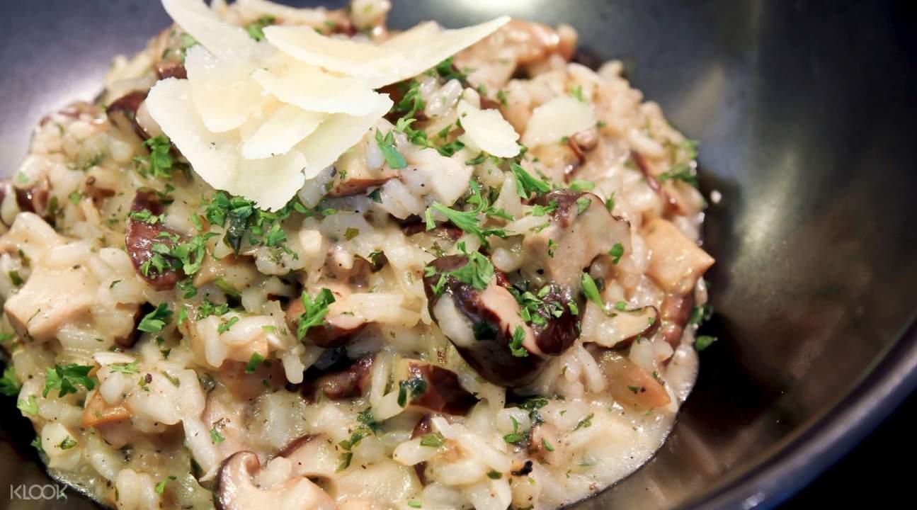 Italian Cuisine La Gritta Amari 泰國普吉島