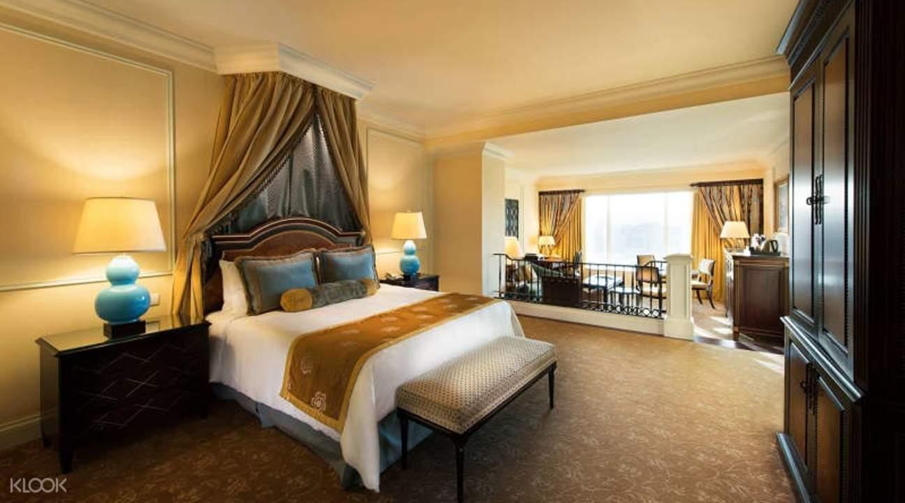 royale deluxe suite macau venetian hotel