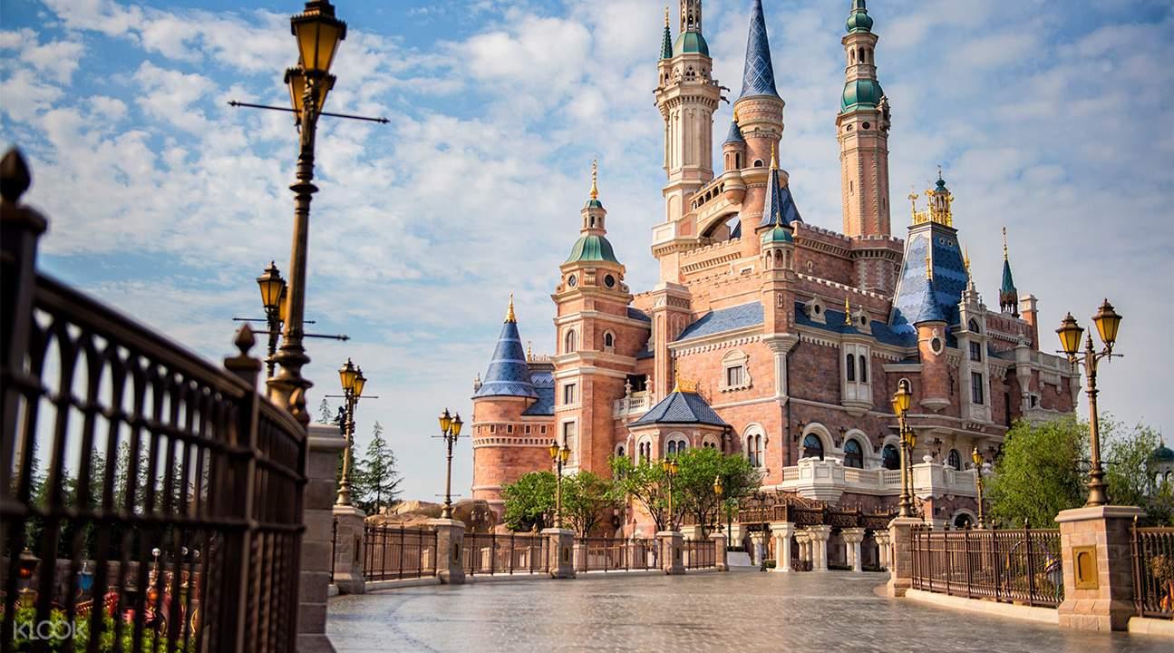 Shanghai Disneyland (1 Day Admission/2 Day Admission) - Klook
