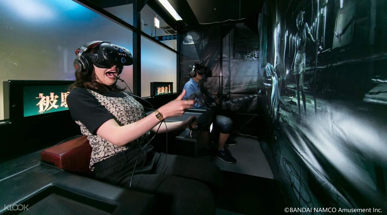 東京日本新宿VR ZONE,虛擬現實VR ZONE ,虛擬實境VR ZONE