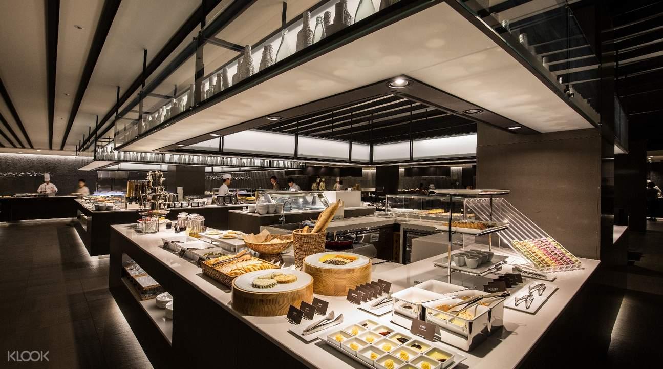 Buffet Pavilion餐廳