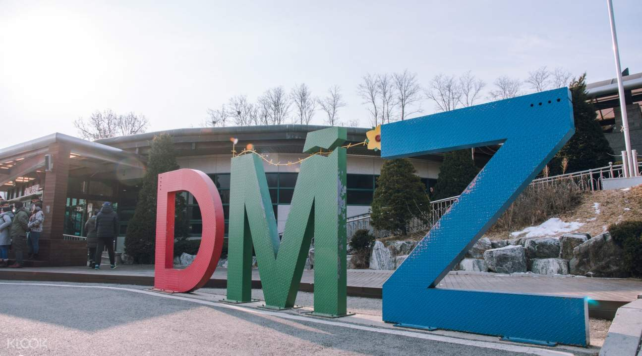Day tour of the DMZ