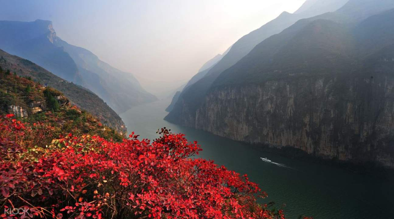 three little gorges china
