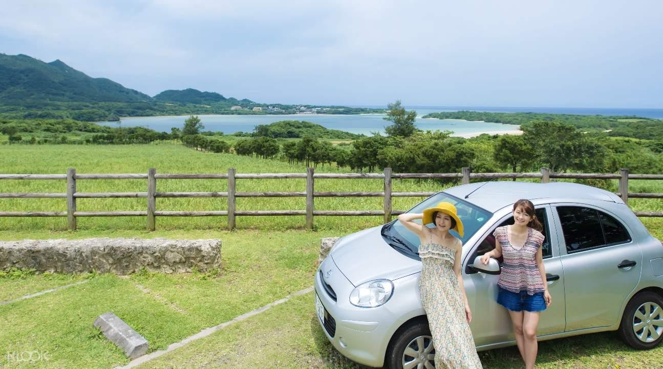 沖繩石垣島租車自駕之旅,沖繩石垣島開車自由行,遊玩沖繩石垣島