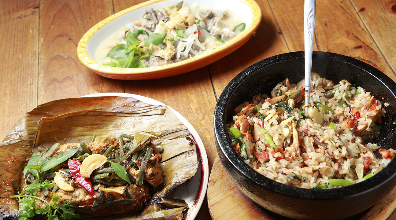 cooking course bagan