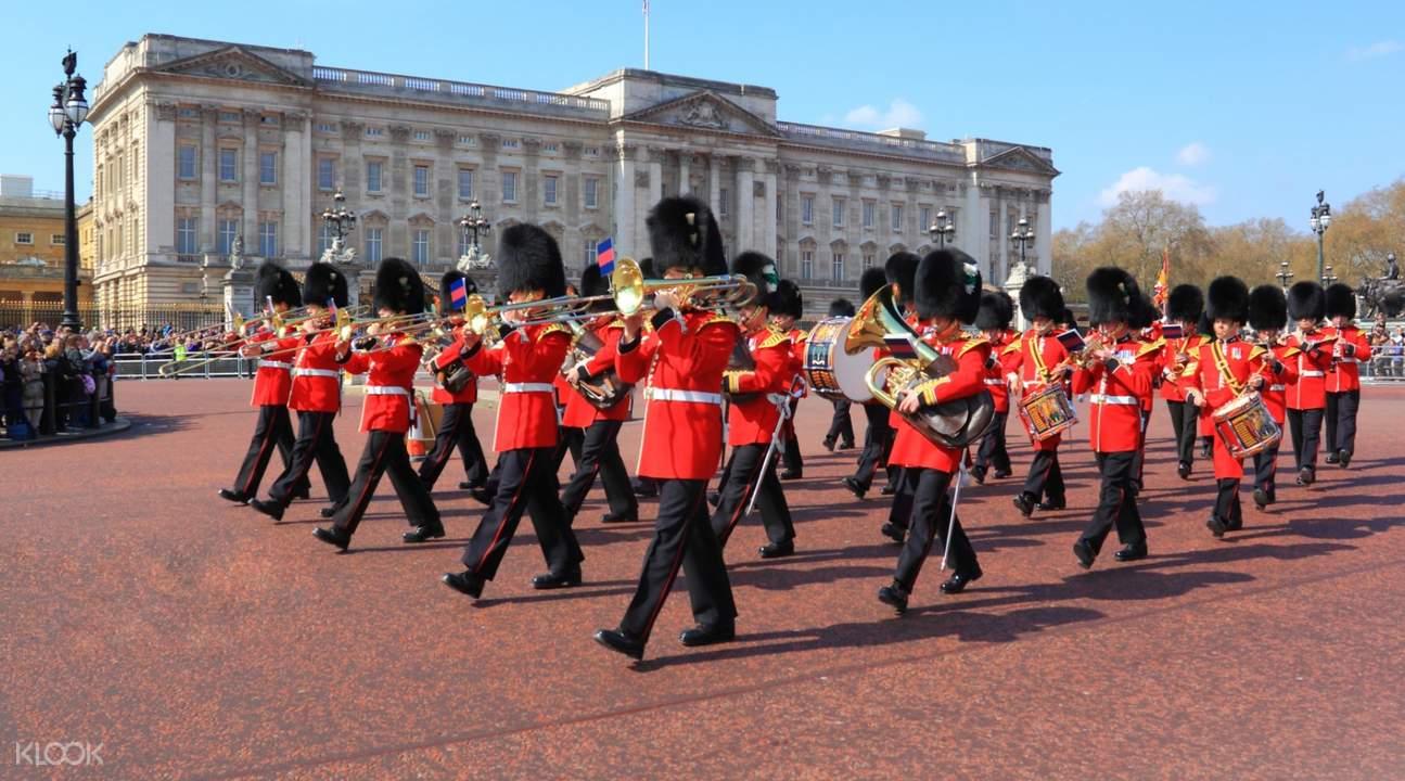 london city day tour