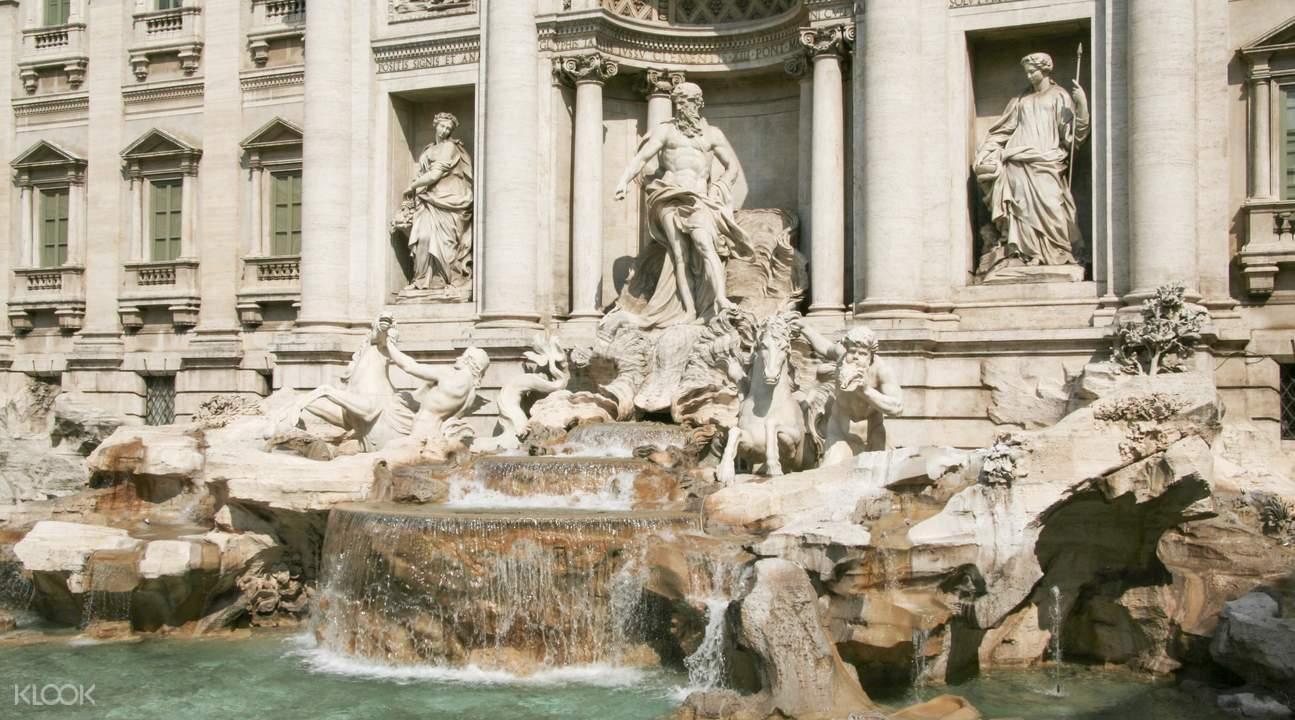 羅馬觀光巴士票