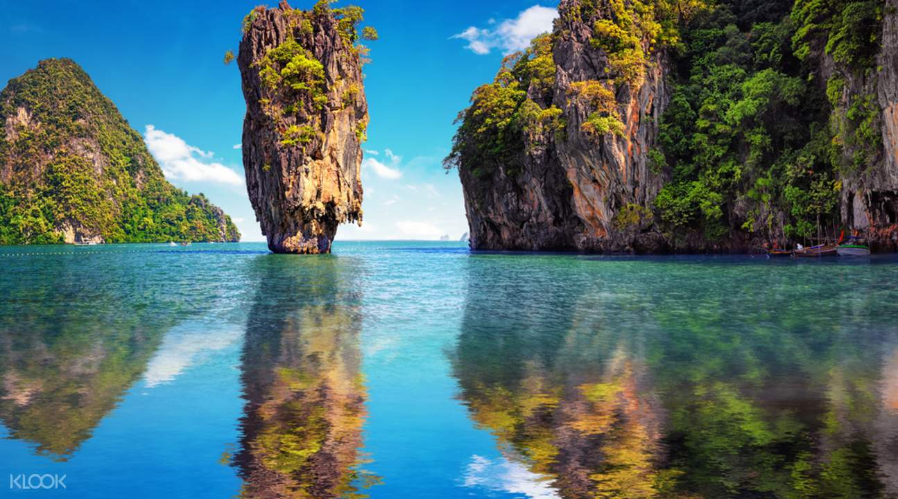 james bond island phuket tour
