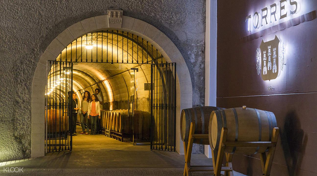 桃樂絲酒庄與蒙塞拉特古城一日遊
