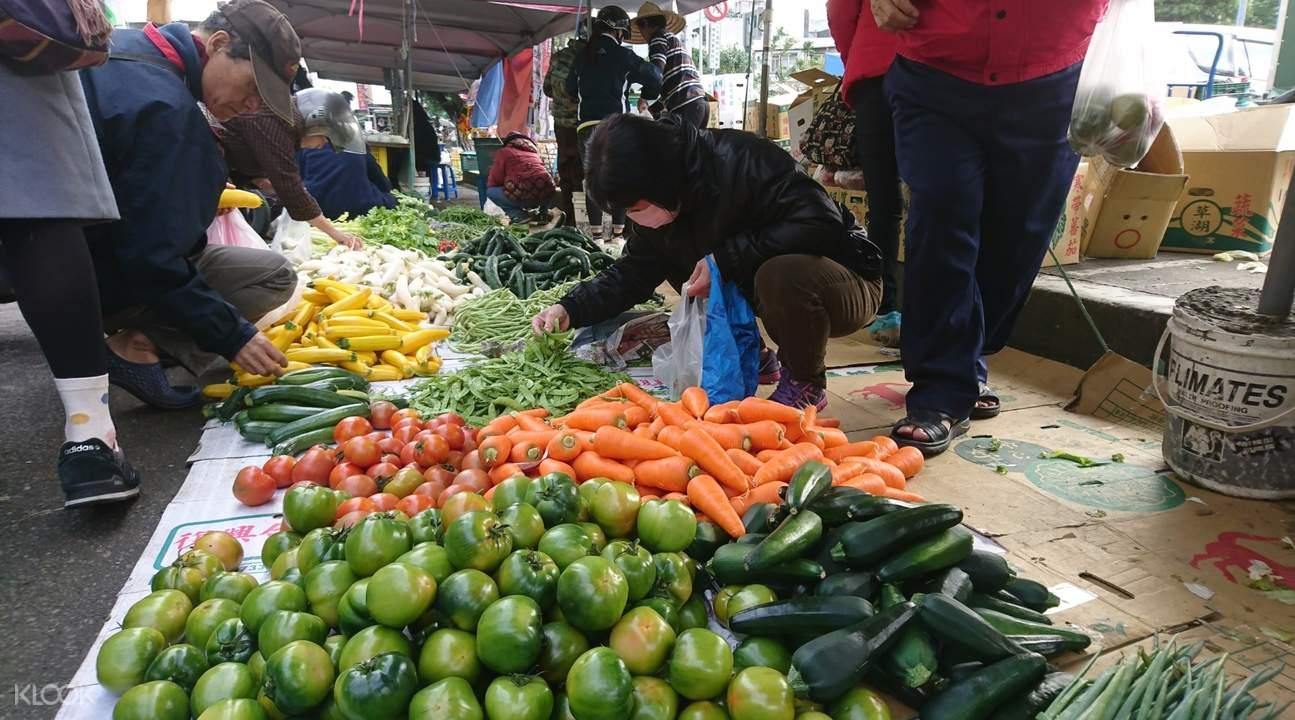 台湾当地市场