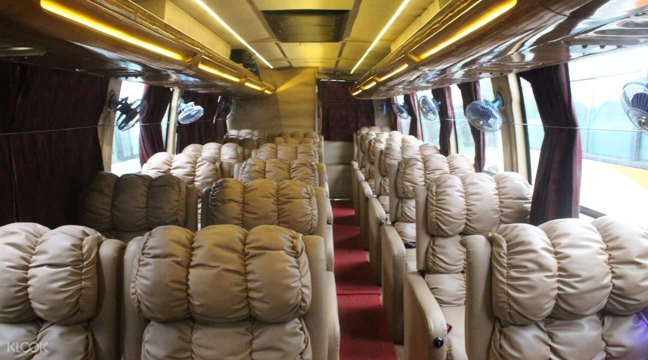 kathmandu to pokhara tourist bus transfers