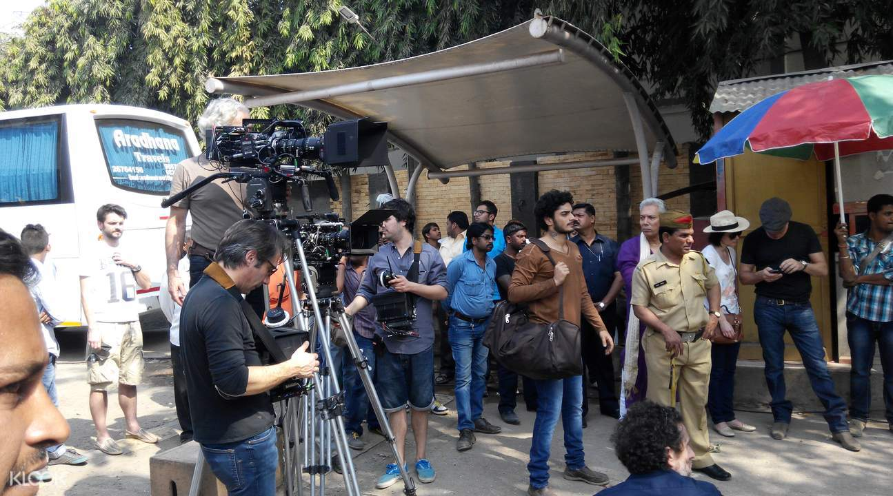 孟买Cine Classic工作室现场拍摄参观之旅