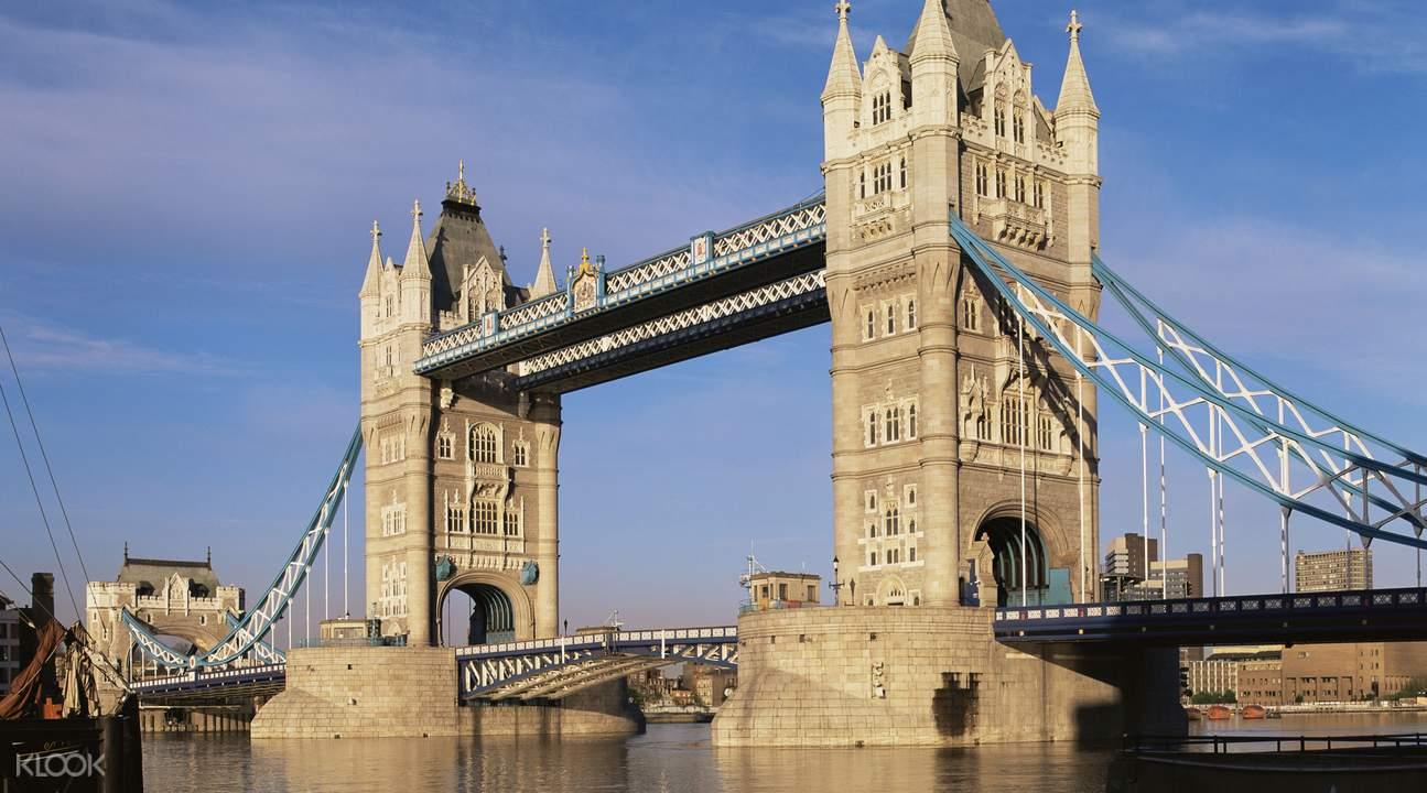 伦敦塔桥展览门票