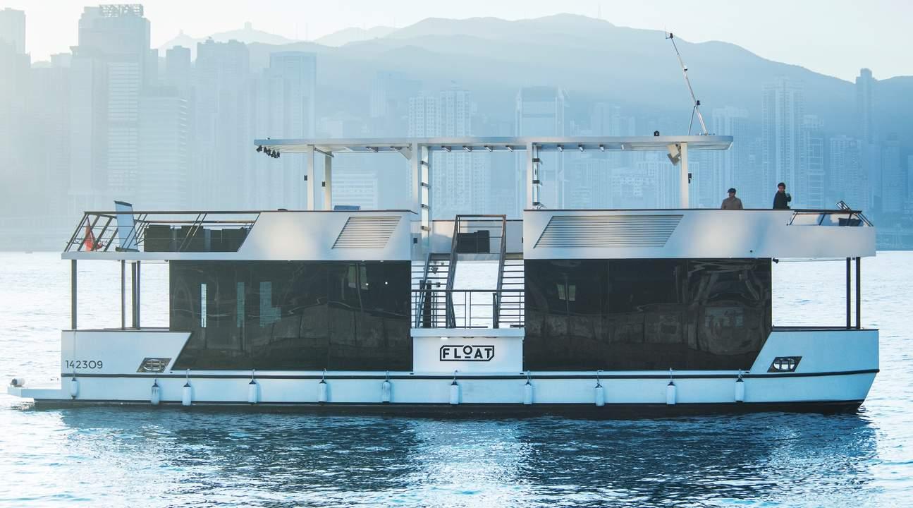 FLOAT豪華遊艇