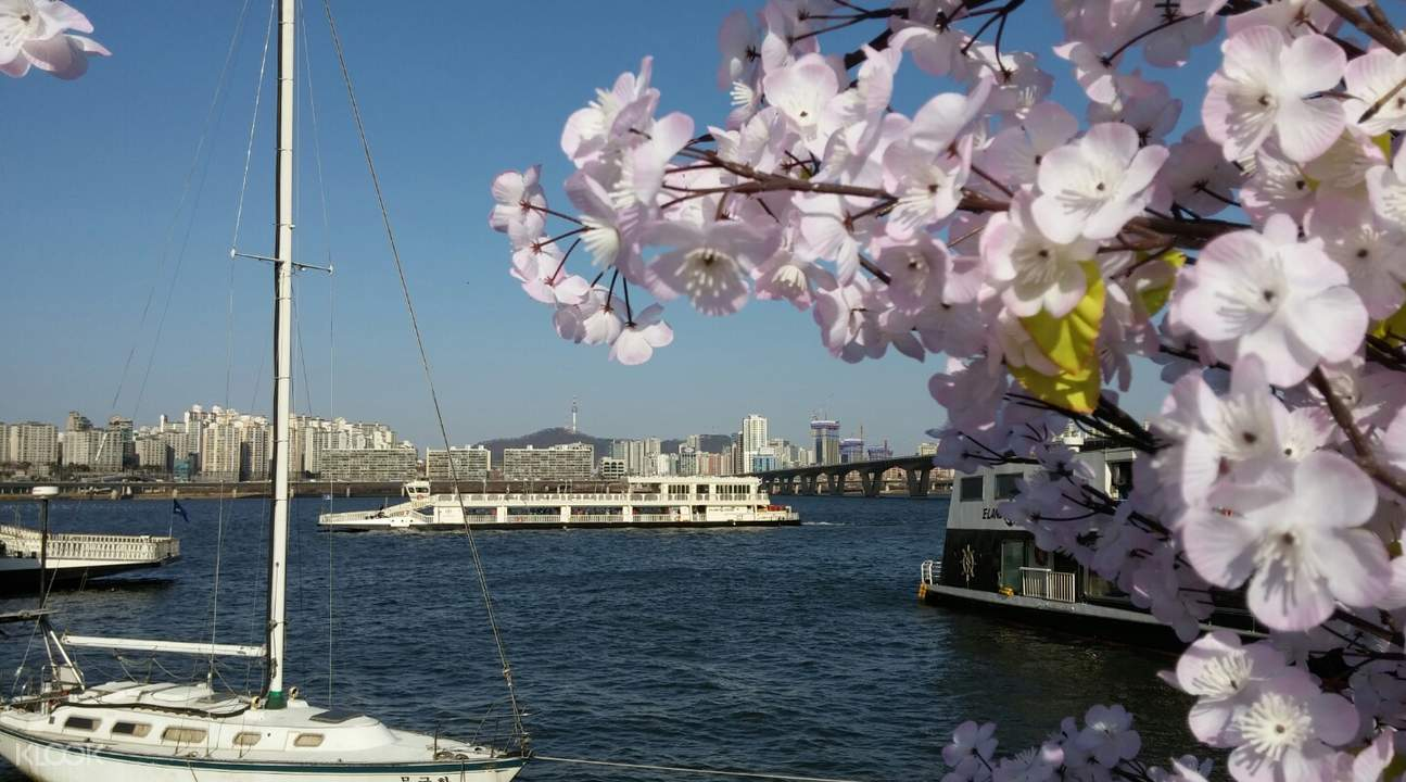 Eland Cruise漢江Story遊覽船