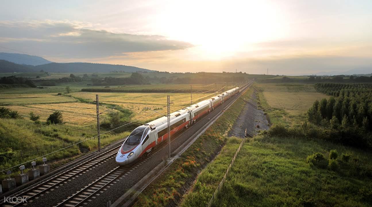 eurail pass train