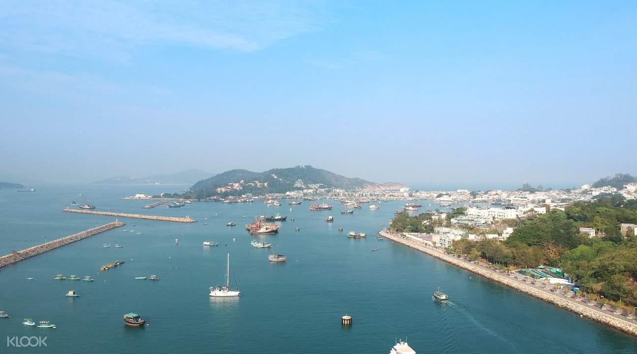 香港長洲島