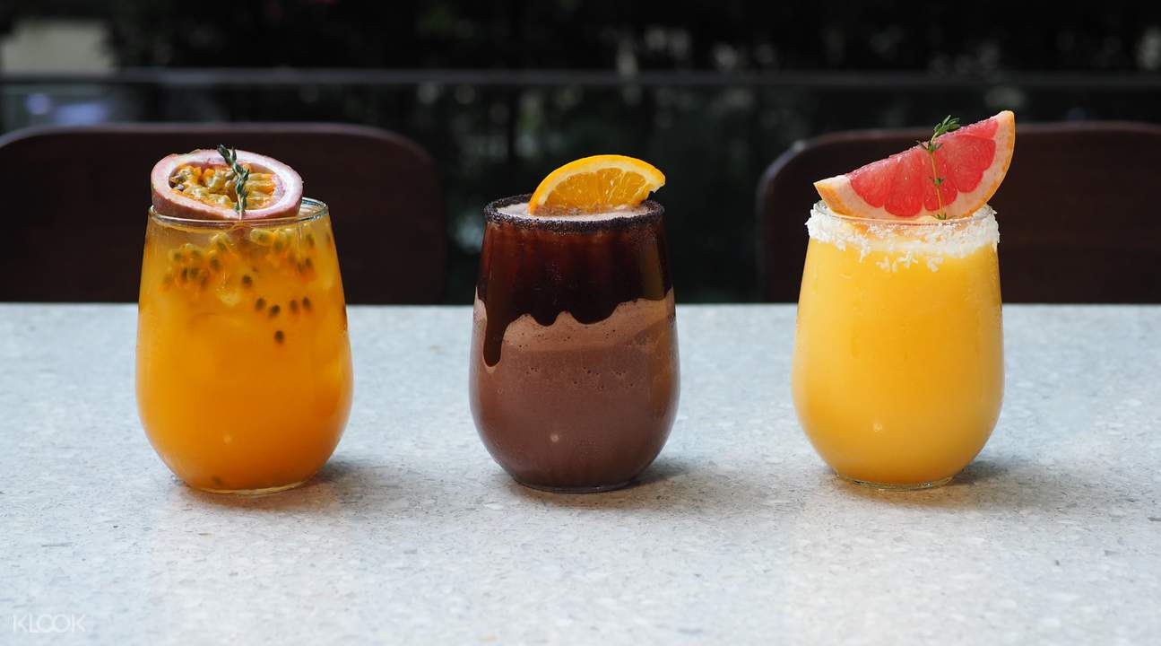 Vanilla Brasserie - 暹罗百丽宫