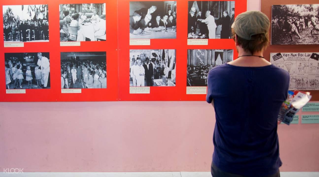 私人导览 西贡半日游