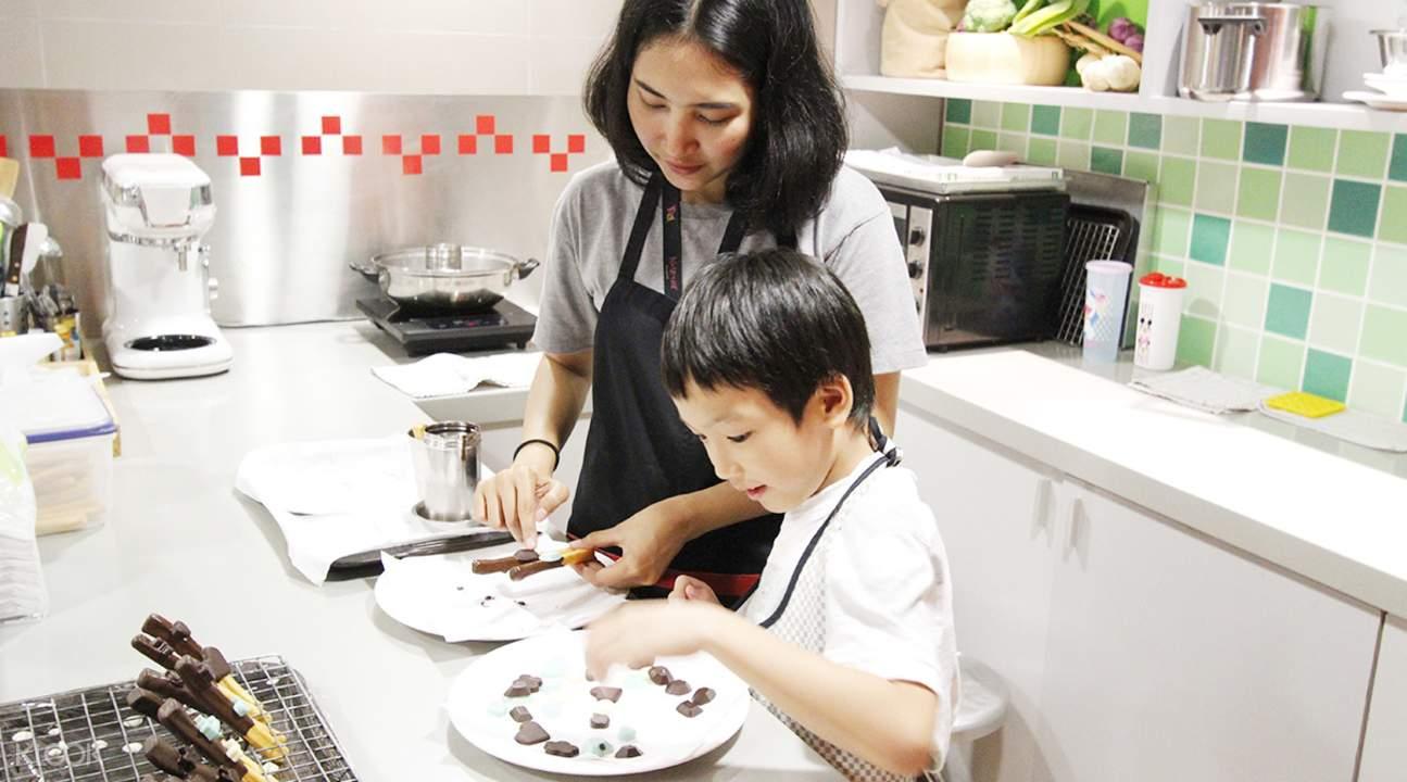chef kidzania bangkok