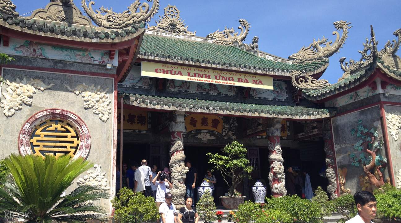 linh ung pagoda day tour