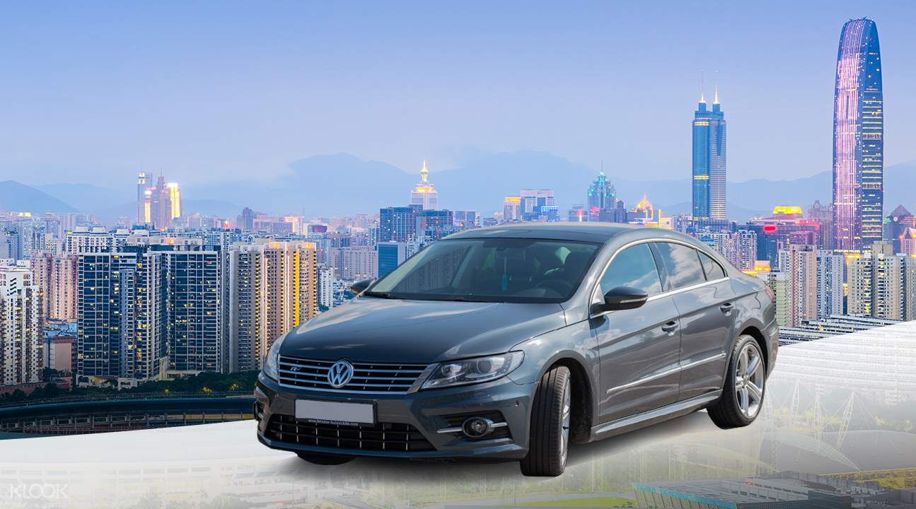 Shenzhen Full Day Car Charter
