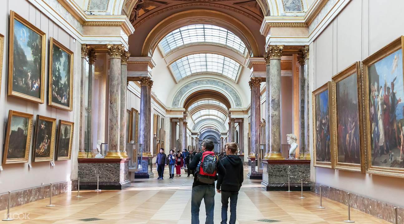 Skip The Line Guided Tour Of Louvre