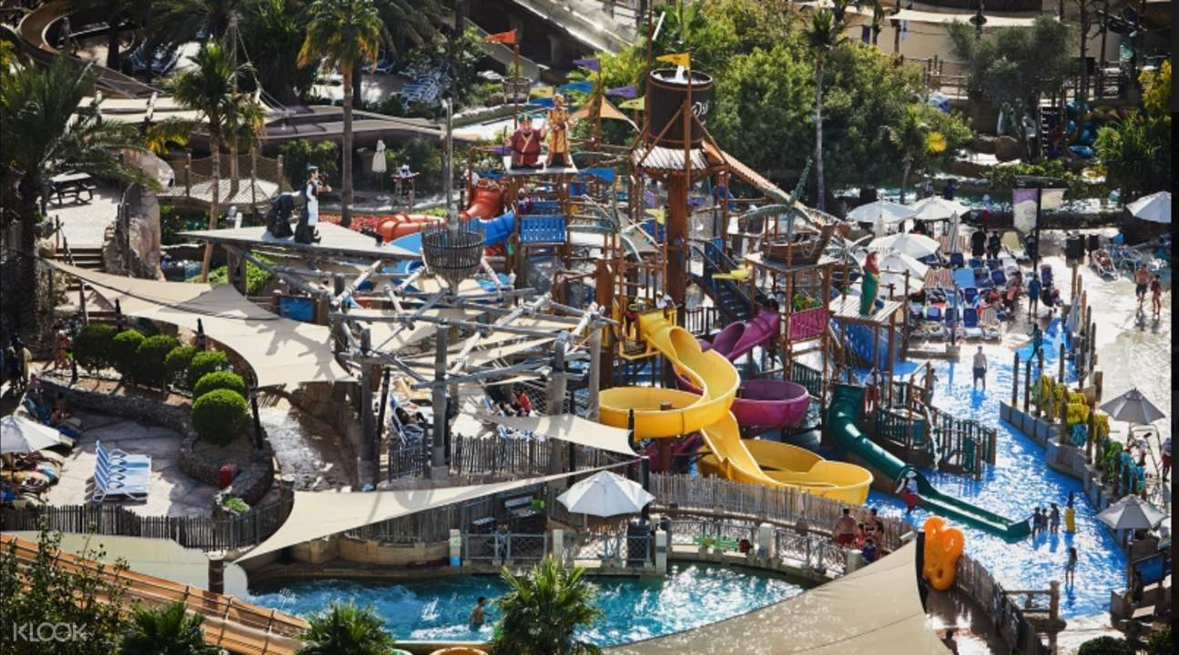 wild wadi water park dubai tickets