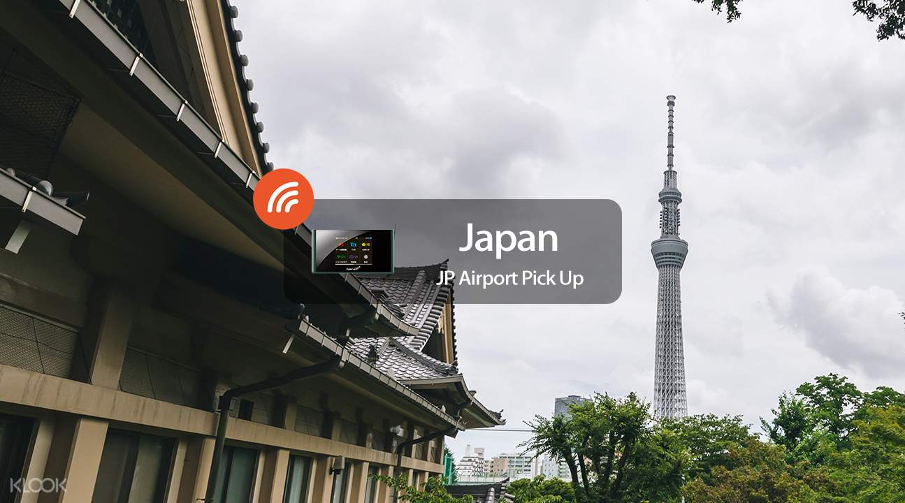 4g wifi rental japan