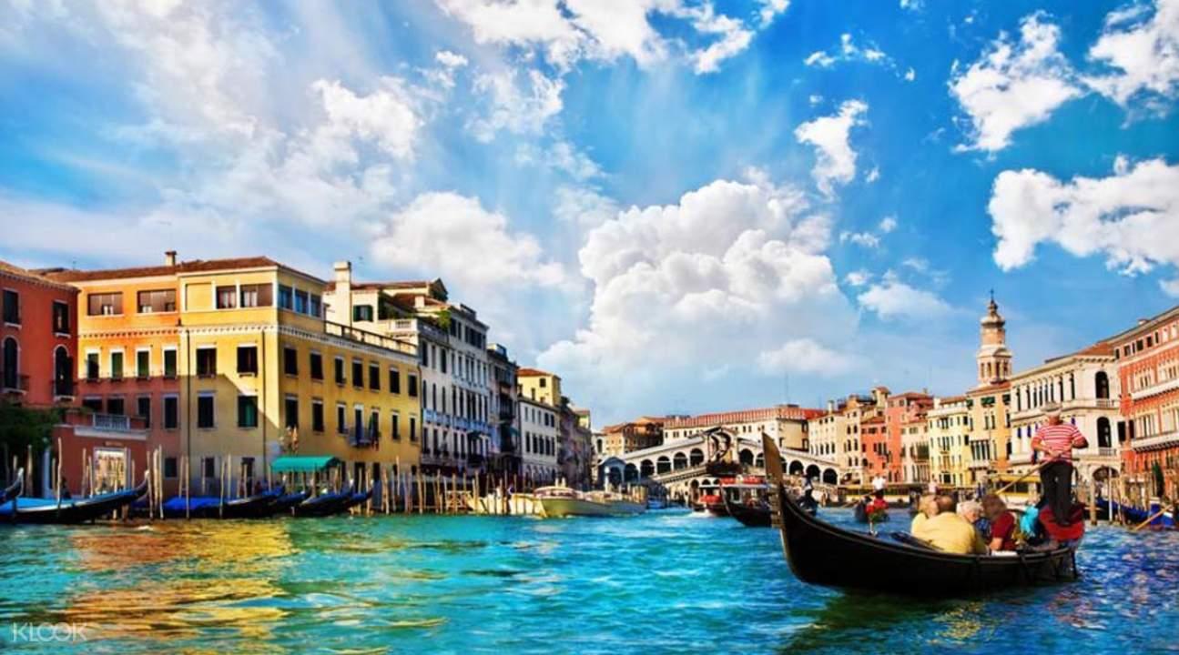威尼斯一日遊
