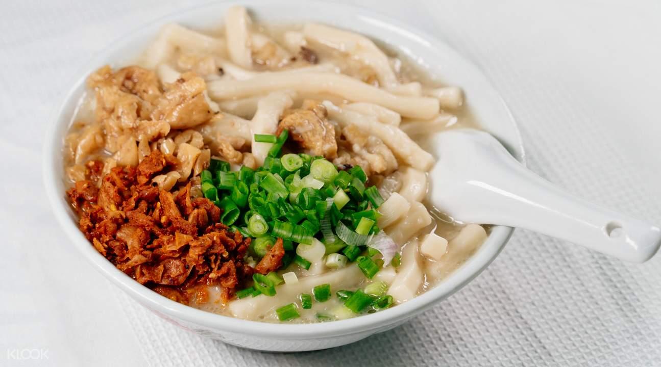 十八座狗仔粉 - 香港尖沙咀的港式街头小食(米其林推介)