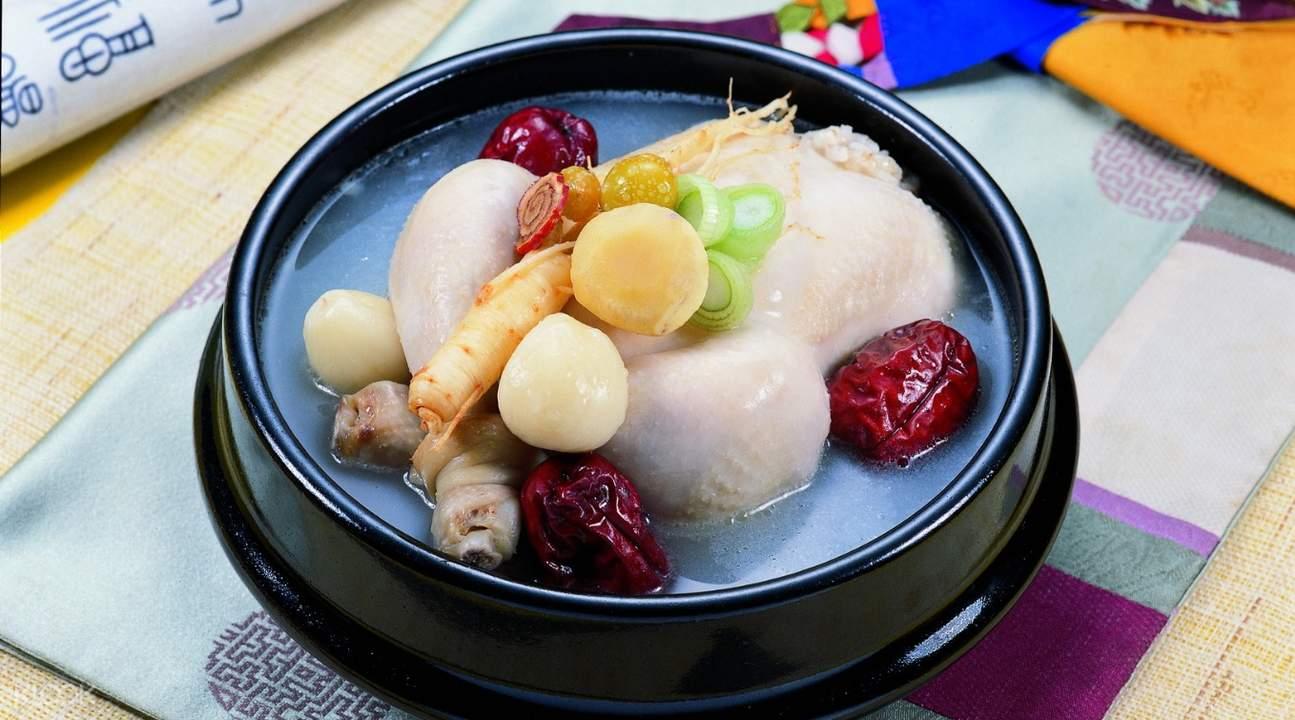 ginseng chicken soup myung ga galaxy macau