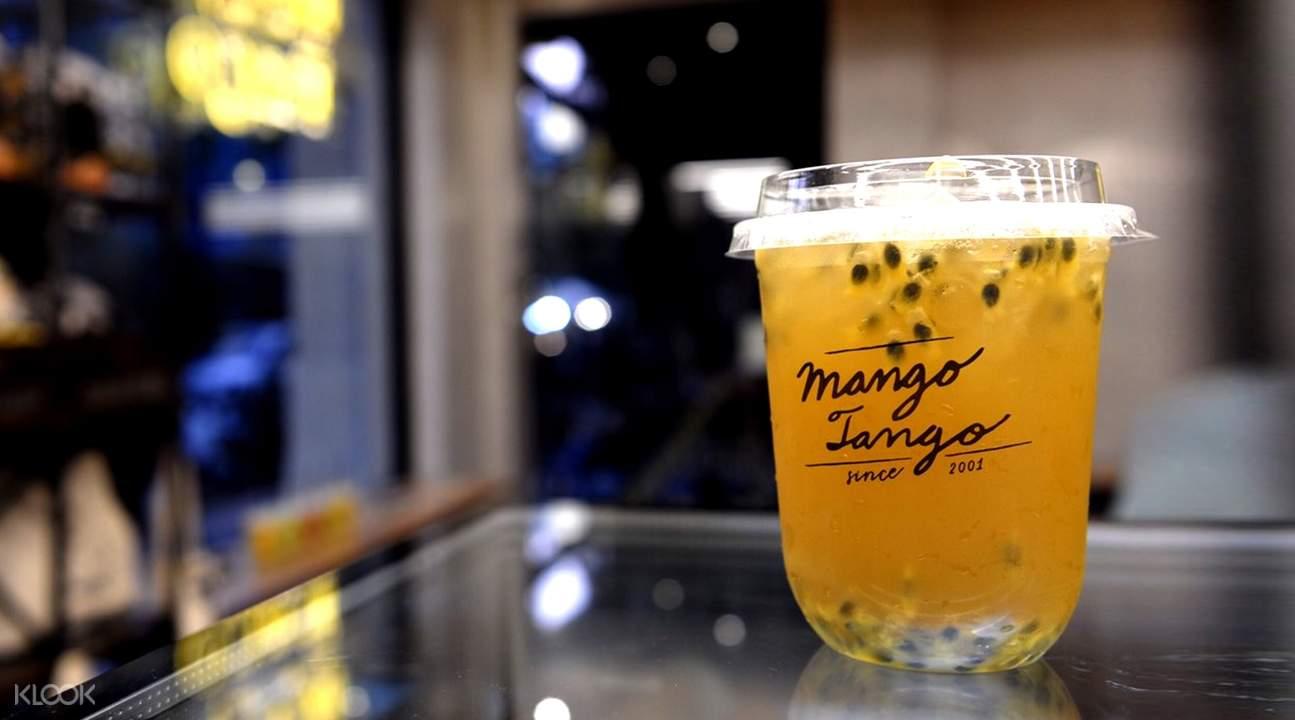 Mango Tango at CentralWorld and Asiatique