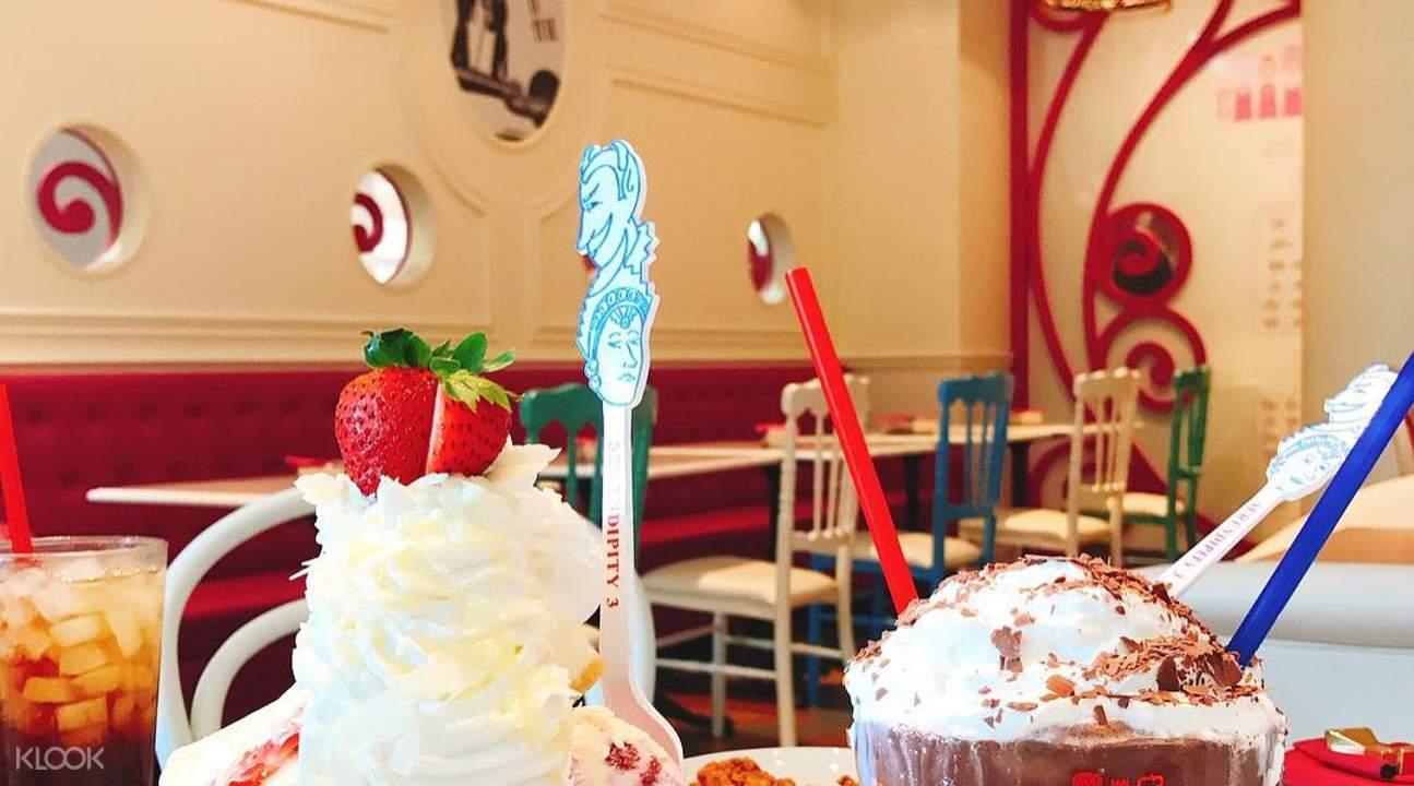 Serendipity 3 Dessert