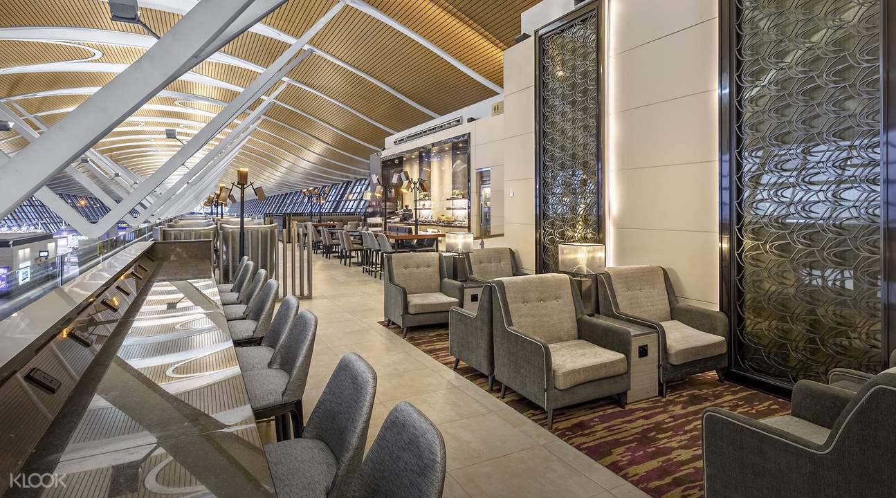 上海環亞機場貴賓室