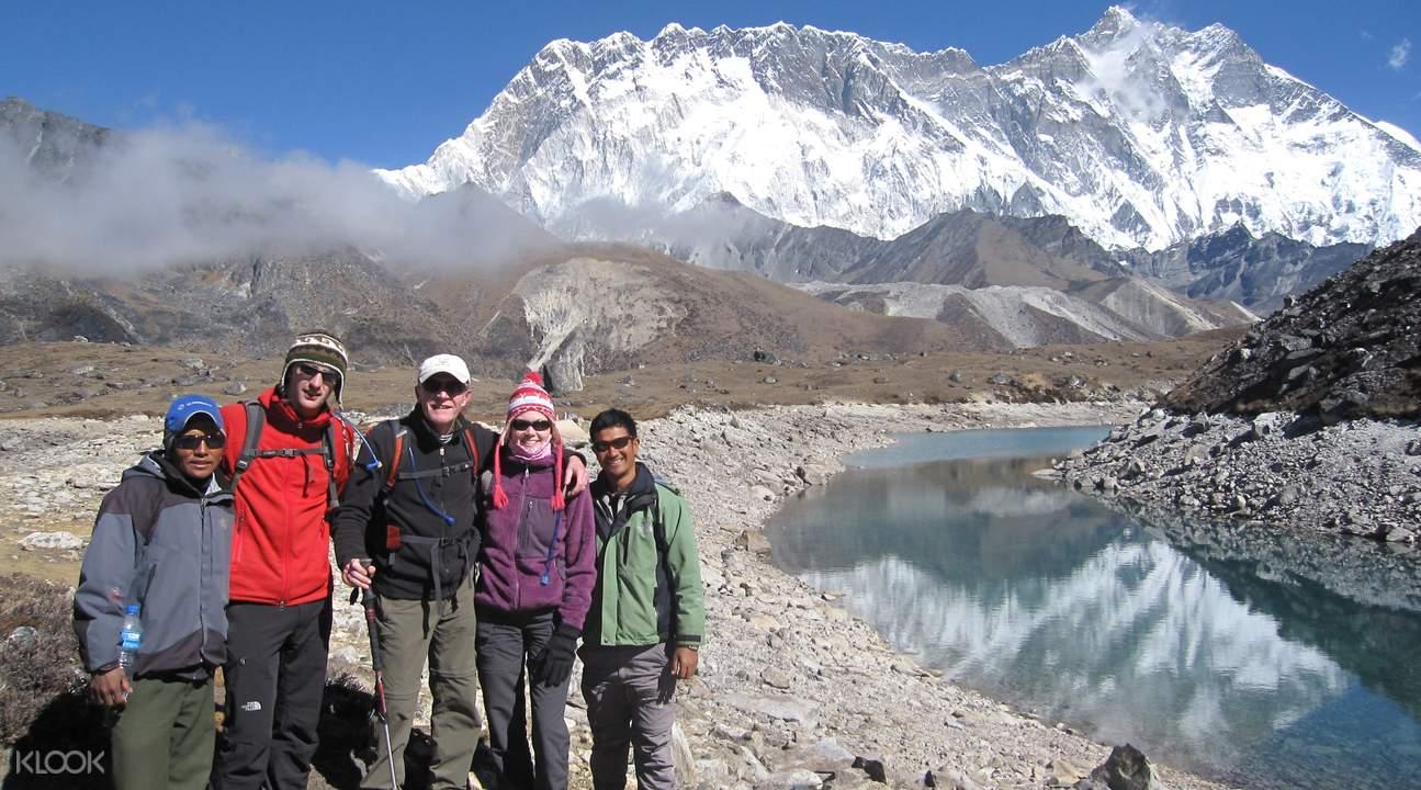 mt everest base camp trek kathmandu