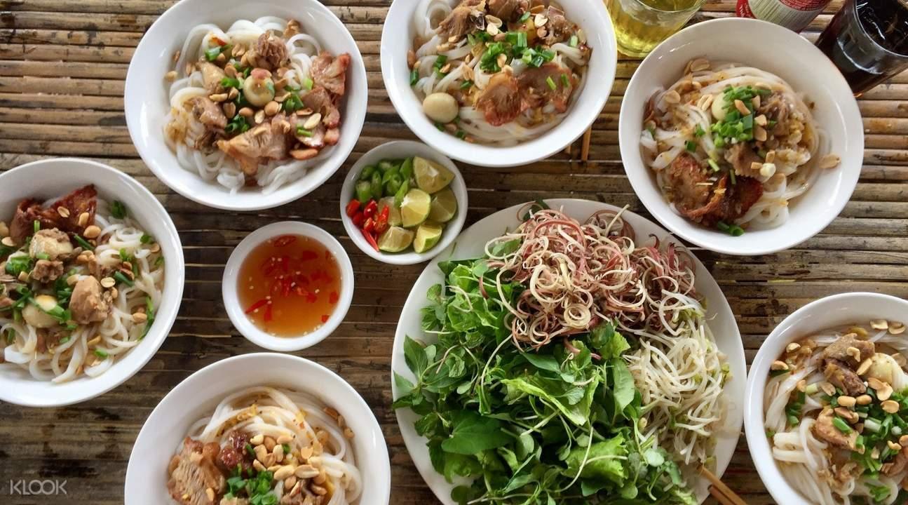 cam kim island quang noodles