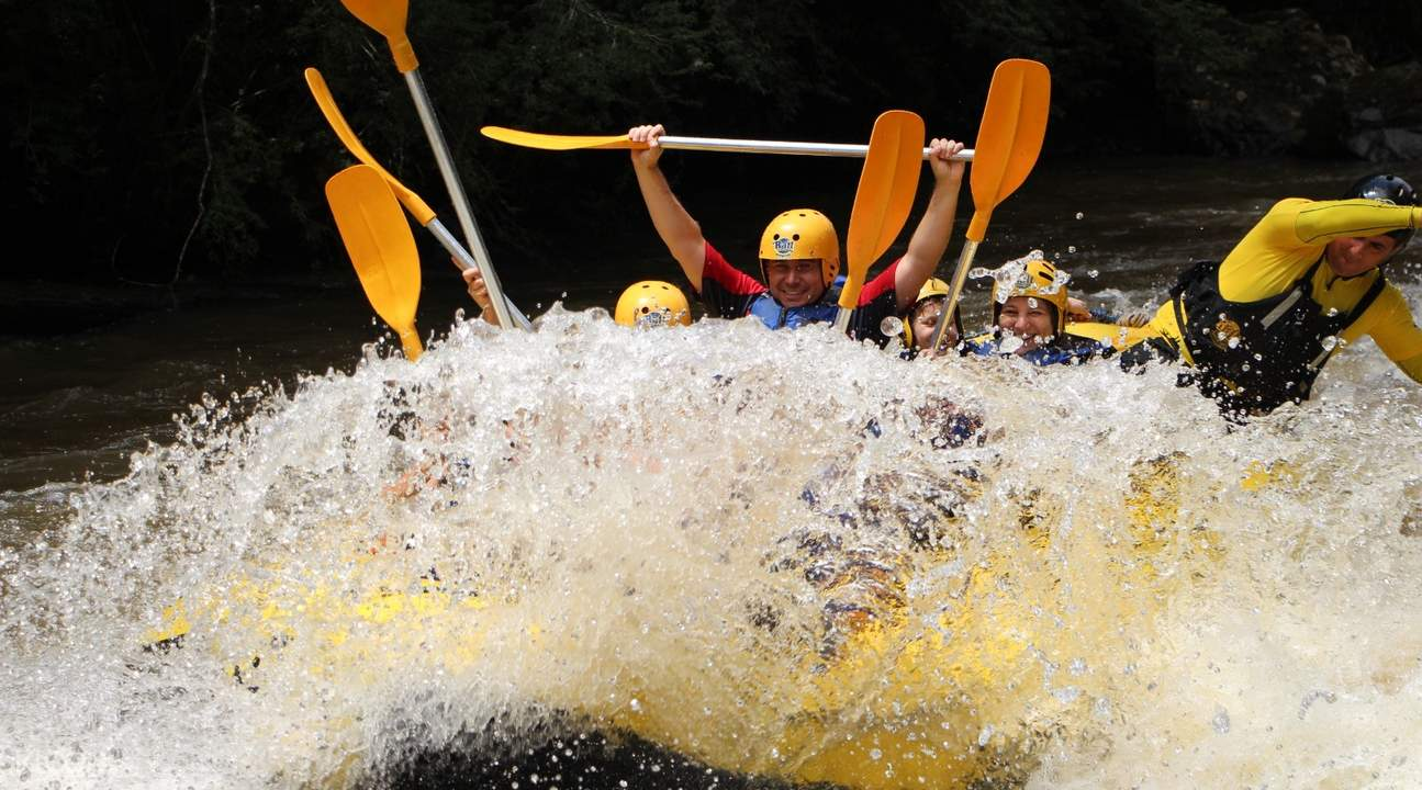 whitewater rafting phuket