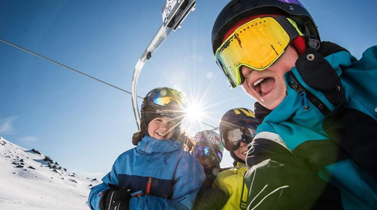 卡德罗纳高山度假村滑雪体验
